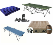 Airbeds | Pumps | Camp Beds | Self Inflating Mats